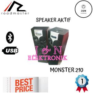 Harga speaker roadmaster monster 210   new harga   HARGALOKA.COM