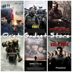 Harga koleksi film film box office perang dunia terbaik di memori card | HARGALOKA.COM