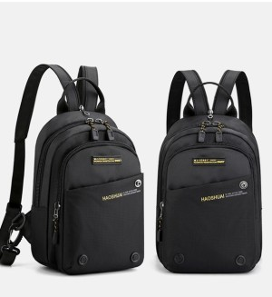 Harga tas slingbag pria multifungis 2in1 ransel mini atau slingbag import   | HARGALOKA.COM