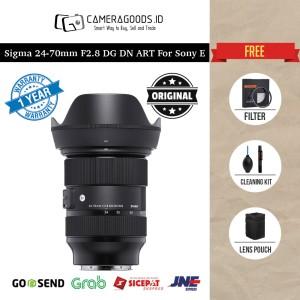Harga sigma 24 70mm f 2 8 dg dn art lens for sony   HARGALOKA.COM