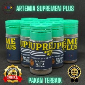 Info Paket Artemia Golden Suprame Plus 10g Katalog.or.id