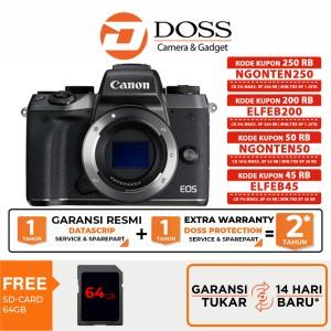 Harga canon eos m5 mirrorless digital camera body only canon | HARGALOKA.COM