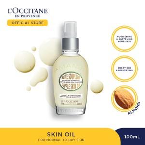 Katalog All Size Loccitane Almond Supple Skin Oil Original Katalog.or.id