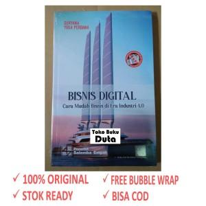 Harga buku bisnis digital cara mudah bisnis di era industri 4 | HARGALOKA.COM