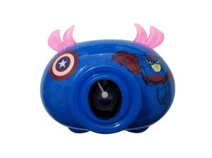 Harga mainan bubble kamera gelembung bubble kamera lampu dan musik   captain | HARGALOKA.COM