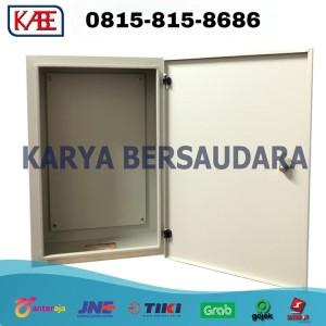 Harga box panel listrik indoor 60x40x20 kunci | HARGALOKA.COM