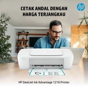 Harga printer hp deskjet ink advantage 1216 print only   terbaru     HARGALOKA.COM
