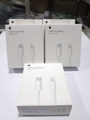 Harga kabel lightning ke usb type c original 1m 5v 3a murah ori to iphone 7 | HARGALOKA.COM