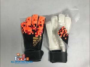 Harga sarung tangan kiper tulang adidas motif dewasa grade ori import   orange | HARGALOKA.COM