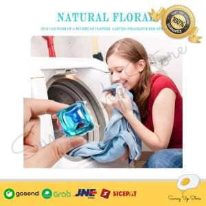 Harga sabun cuci baju laundry gel isi 50pcs untuk mesin cuci bola pencuci   1 | HARGALOKA.COM
