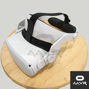 Harga aavr oculus quest 2 adjustable halo strap head strap | HARGALOKA.COM