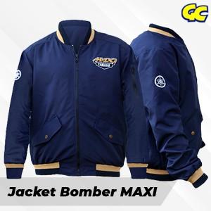 Harga jacket bomber keren yamaha maxi   | HARGALOKA.COM
