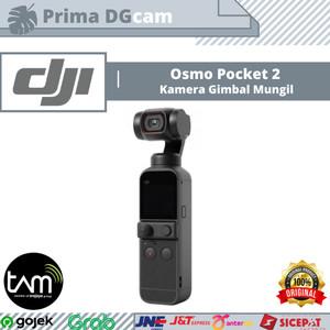 Harga dji osmo pocket 2 kamera gimbal action dji garansi resmi   HARGALOKA.COM