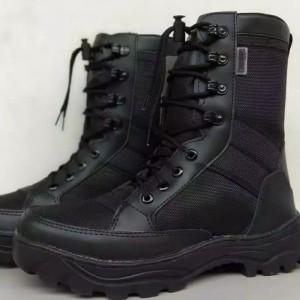 Harga sepatu pdl jatah baru 2020 tni ad original caanggo militery   | HARGALOKA.COM