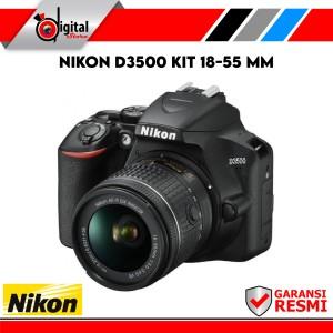 Harga nikon d3500 kit 18 55mm   nikon d3500 kit af p dx 18 55mm f 3 5 5 | HARGALOKA.COM