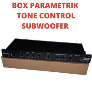 Harga box parametrik tone control subwoofer parametric parametik | HARGALOKA.COM