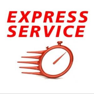 Harga express service fee jasa layanan | HARGALOKA.COM