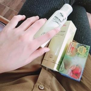 Harga paket pencerah badan alami sabun renbow dan handbody | HARGALOKA.COM