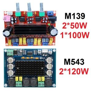 Harga kit power amplifier class d tpa3116d2 2 1 2x50w 100w tpa3116 d2 2x50w   m543 2x120w   HARGALOKA.COM