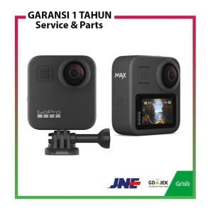 Harga gopro hero max 360 action camera kamera 360   | HARGALOKA.COM
