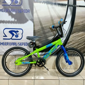 Harga sepeda bmx polygon travis 20 | HARGALOKA.COM