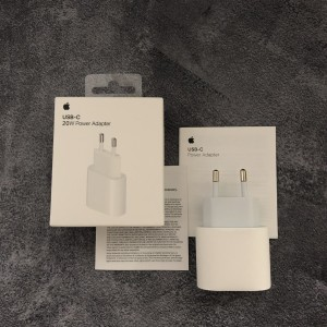 Harga adaptor iphone 20 watt segel resmi fast charging usb c to | HARGALOKA.COM