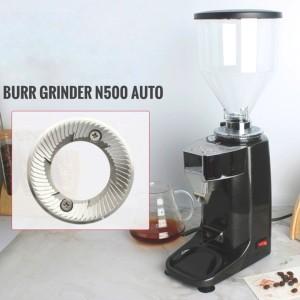 Harga burr coffee grinder n500 mata pisau mesin giling kopi elektrik   HARGALOKA.COM