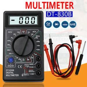 Harga Multimeter Multitester Digital Dt830l Katalog.or.id