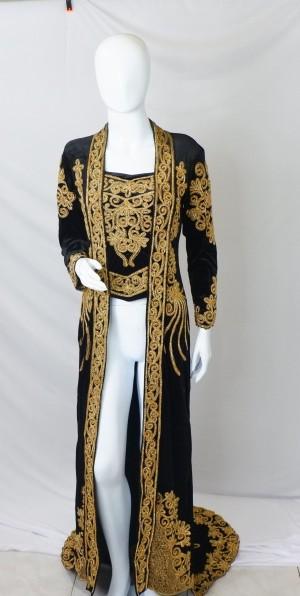Harga kebaya pengantin kebaya bludru kutu baru murah baju pengantin   | HARGALOKA.COM