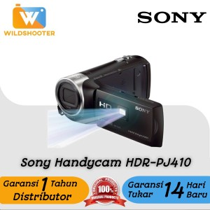 Harga sony handycam hdr pj410 | HARGALOKA.COM