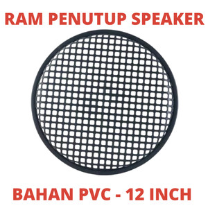 Harga ram 12 inch gril penutup box speaker ramp bok tutup tutupan | HARGALOKA.COM