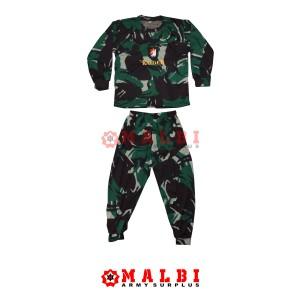 Harga setelan anak loreng army baju celana panjang malvinas raider grosir   | HARGALOKA.COM