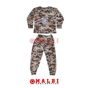 Harga setelan anak loreng army baju celana panjang loreng gurun grosir   | HARGALOKA.COM