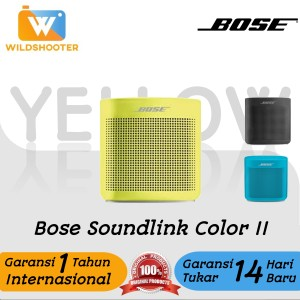 Harga bose soundlink color 2 ii bluetooth speaker original   | HARGALOKA.COM