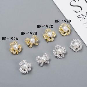 Harga bros model pita kecil bros dagu harga termurah fashion terbaru   br 192a | HARGALOKA.COM