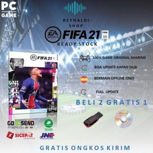 Harga fifa 21 champions edition pc original     HARGALOKA.COM
