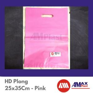 Harga plastik plong packing hd plong online shop baby pink 25x35 am | HARGALOKA.COM