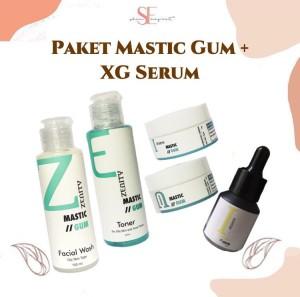 Harga paket bekas jerawat mastic gum zenity skinexpert id | HARGALOKA.COM