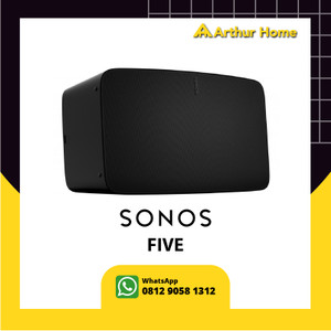 Harga sonos five wireless speaker hifi wifi system   | HARGALOKA.COM
