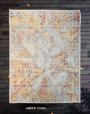 Harga karpet vintage garden impor turki 80x200   HARGALOKA.COM