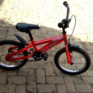 Harga sepeda anak ukuran 16 sepeda bmx second sepeda anak usia 4 6   HARGALOKA.COM