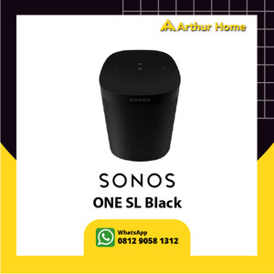 Harga sonos one sl wireless speaker hifi wifi system   | HARGALOKA.COM