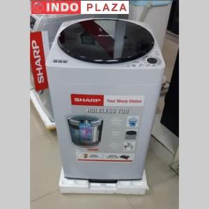 Harga mesin cuci 1 tabung 9 kg 9kg sharp   HARGALOKA.COM