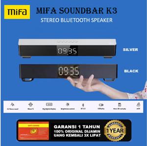 Harga mifa soundbar k3 stereo bluetooth speaker original   | HARGALOKA.COM