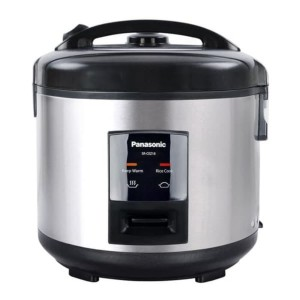 Harga panasonic rice cooker sr cez18 magic com magic jar 1 8 liter | HARGALOKA.COM