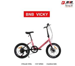 Harga sepeda bnb vicky ukuran 20 inch     HARGALOKA.COM