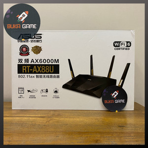 Harga asus rt ax88u ax88u gaming router 802 11ax wi fi 6   HARGALOKA.COM