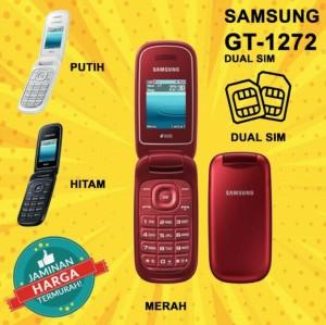 Harga hp hape handphone jadul samsung 1272 dual sim baru new murah 11     HARGALOKA.COM