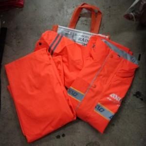 Katalog Jas Hujan Axio Orange Original Katalog.or.id
