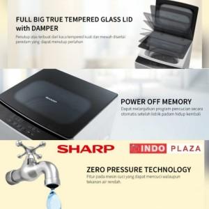 Harga mesin cuci 1 tabung 8 kg 8kg   8 5 kg 8 5kg sharp   HARGALOKA.COM